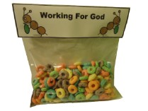 Ant Labor Day Working For The Lord Snack For Kids Recipe