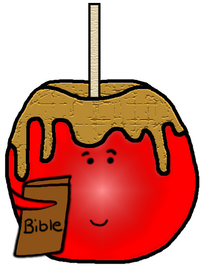 Candy Apple Free Sunday School Lessons for kids by Church House Collection