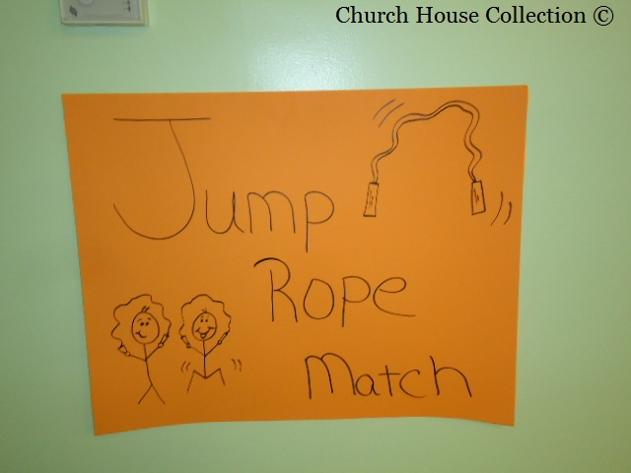 Fall festival games for church Jump Rope Match Pictures