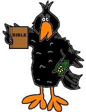Crow Fall Free Sunday School Lessons for kids by Church House Collection