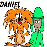Free Daniel In The Lion's Den Sunday school lessons for kids or preschoolers