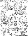 Easter Egg Hunting Coloring Pages- Easter Coloring Pages- Jesus is Alive Coloring Pages