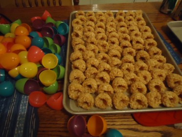 Easter Tomb Snacks for Kids