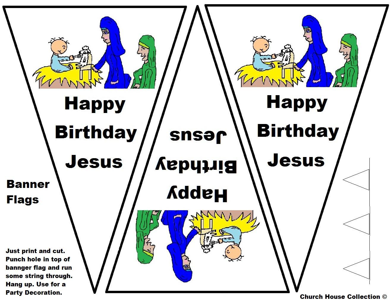 Happy Birthday Jesus Toilet Paper Roll Craft – Happy Birthday Jesus Invitations