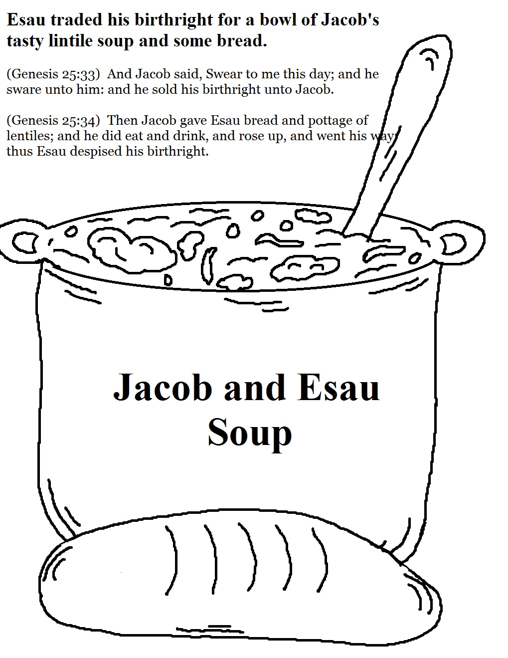 Esau jacob