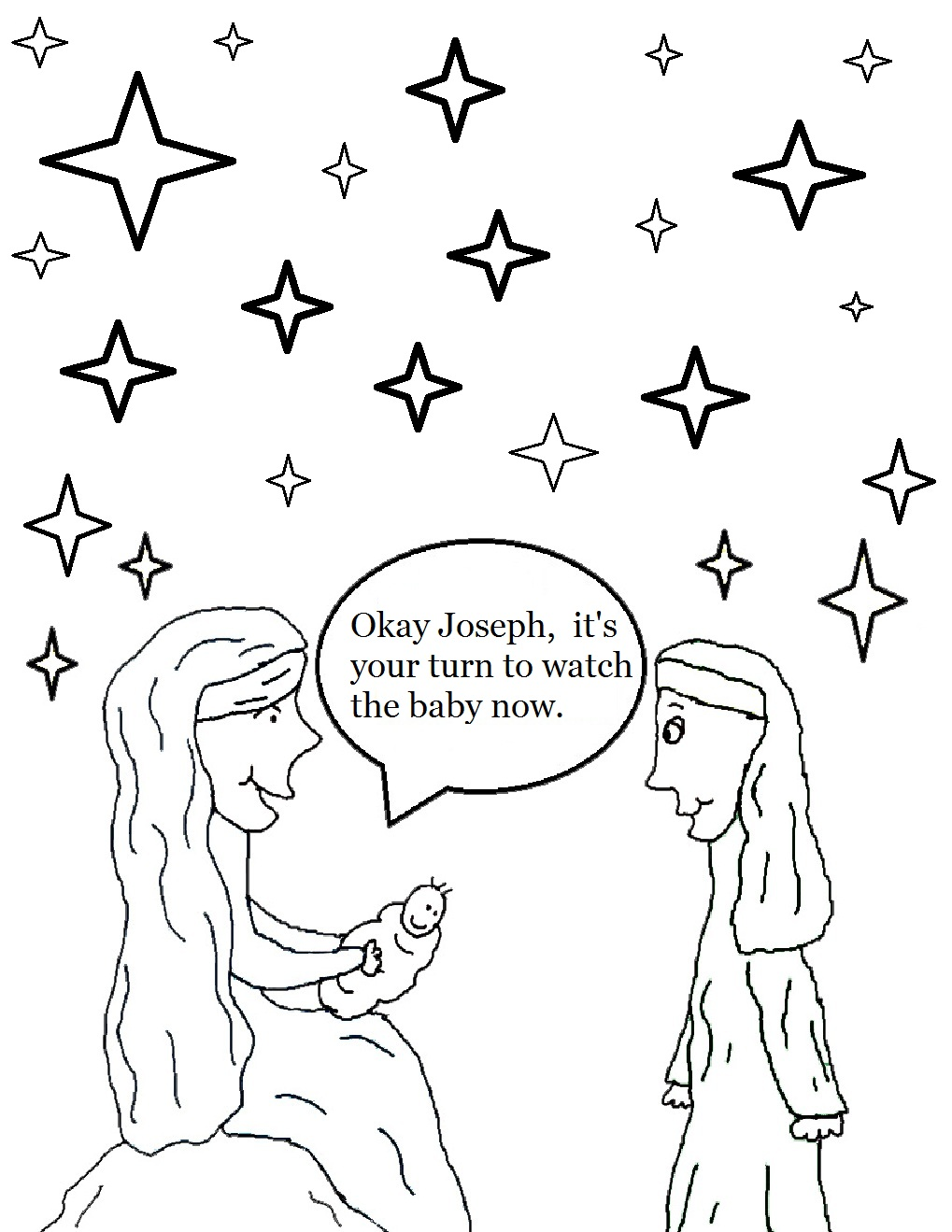Free Colouring Pages Jesus Goes To Heaven Coloring