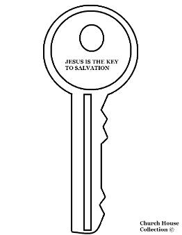 Jesus Is The Key To Salvation