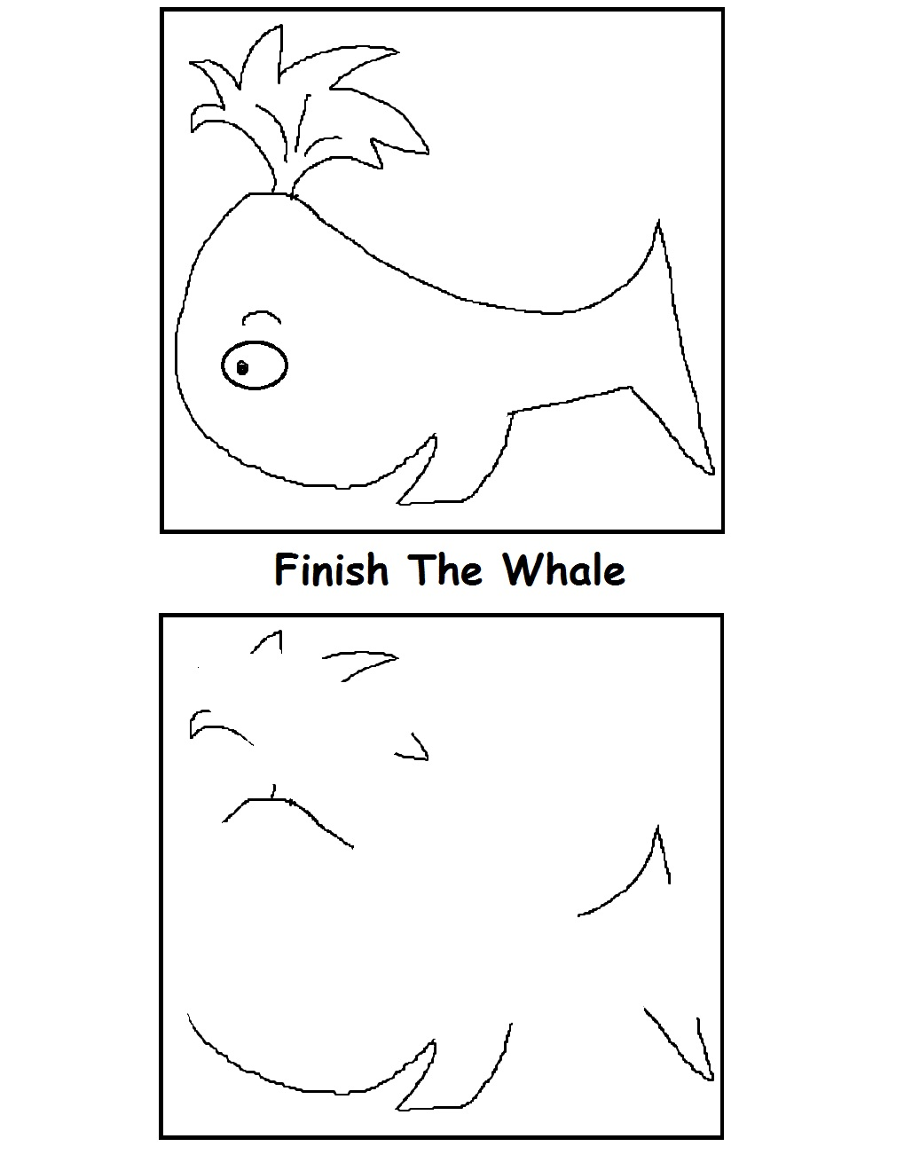 Jonah Coloring Page Whale Coloring Pages Jonah And The