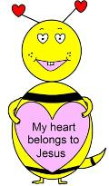 My heart belongs to Jesus sunday school lesson