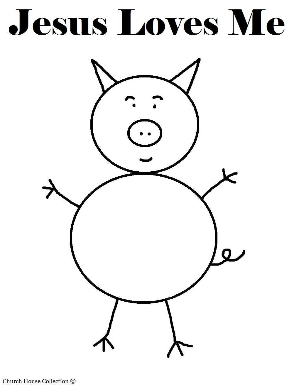 Flying Pig Coloring Pages Pig Coloring Page