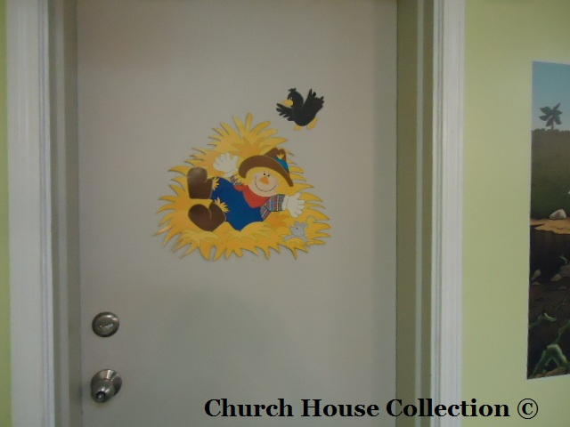 Harvesting For God Bulletin Board Ideas