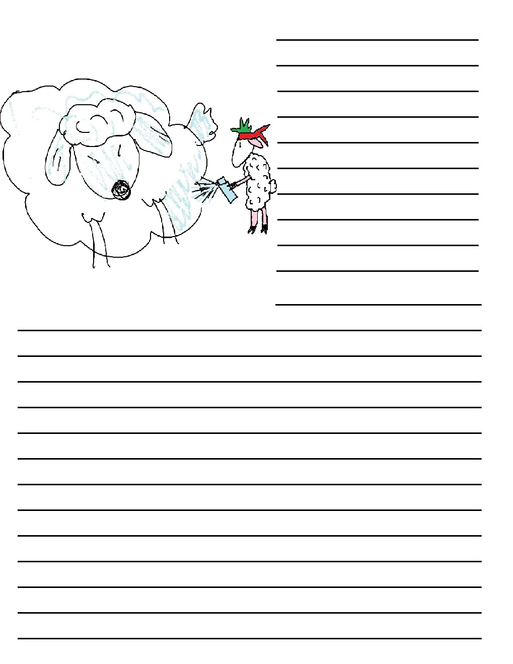 printable journal writing paper Use this 'writing paper: summer journal (elementary)' printable worksheet in the classroom or at home your students will love this 'writing paper: summer journal.