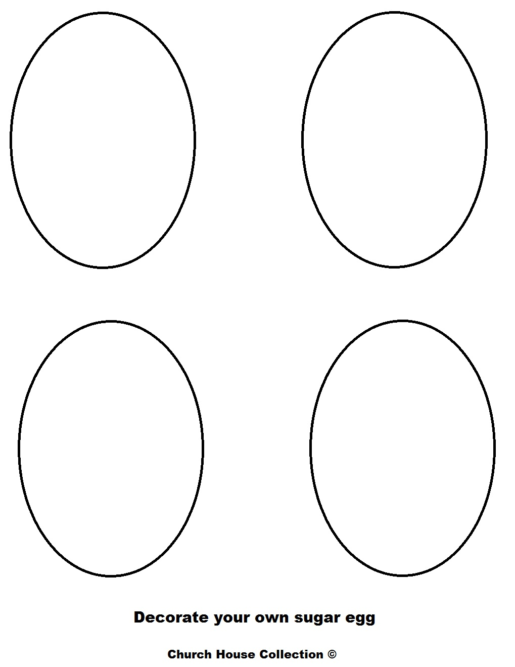 Eggs Coloring Pages 28 Images Printable Easter Egg