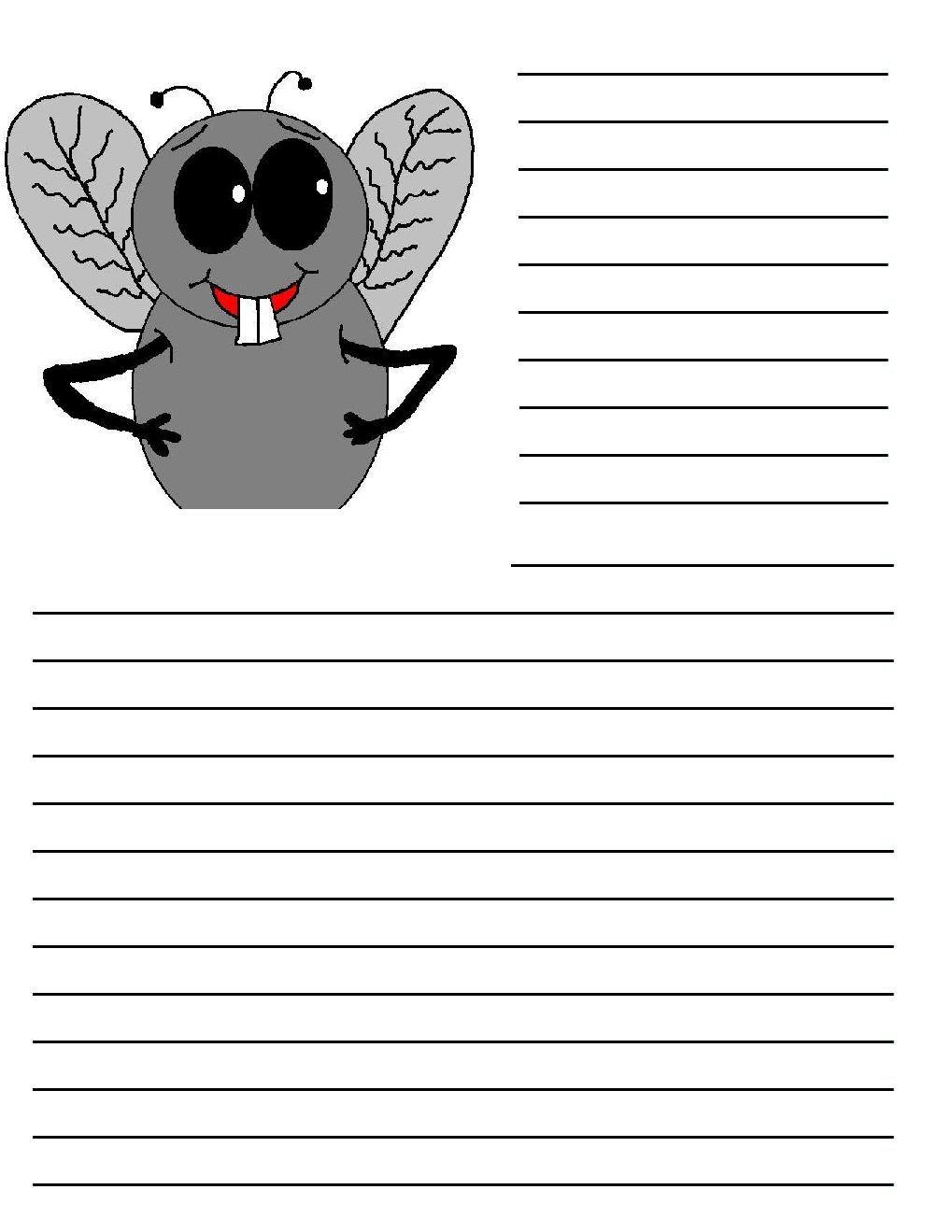 essay on house fly
