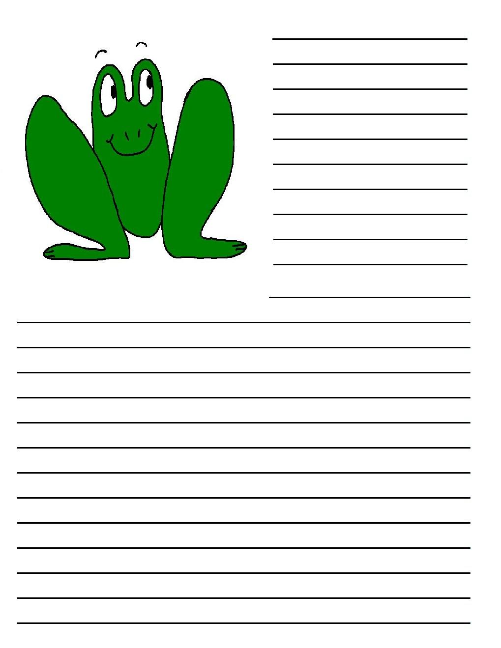 Print writing paper