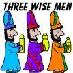 Three Wise Men Sunday School Lesson