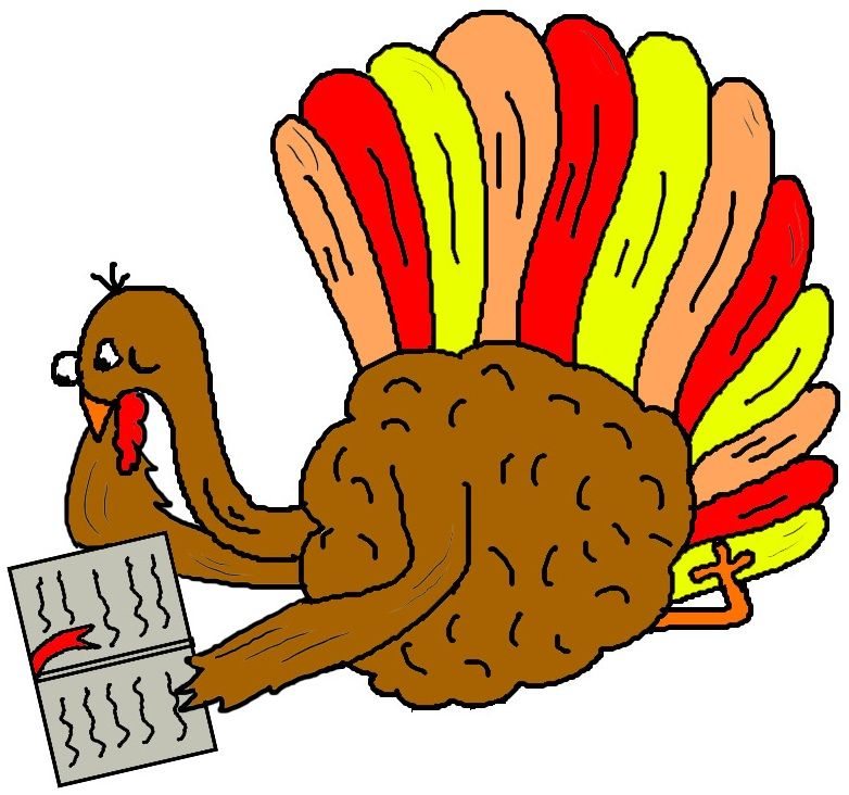 "Free Turkey Thanksgiving ""Give Thanks In All Things"" Sunday School Lessons For Kids by Church House Collection"