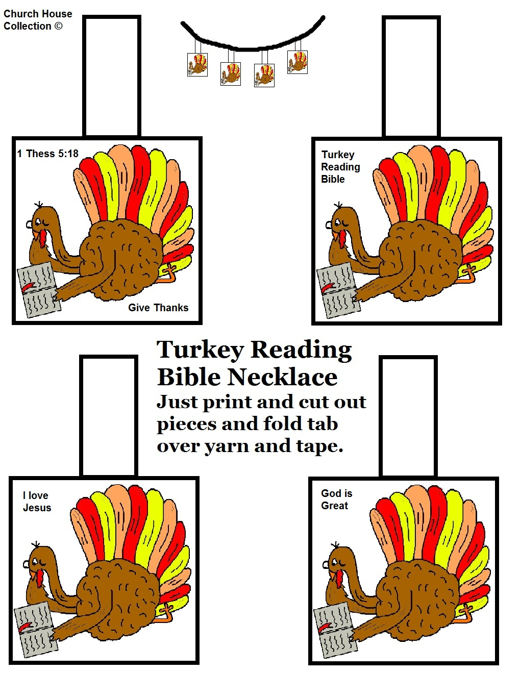 Give thanks in all things sunday school lesson for Thanksgiving crafts for kids church