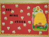 Valentine Bulletin Boards For Sunday school