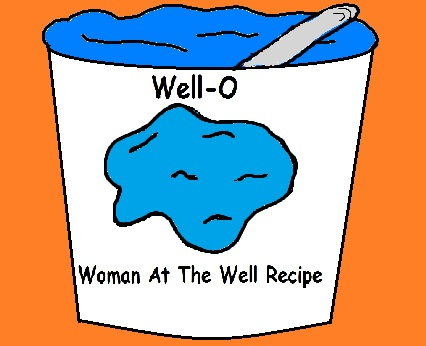 Woman At The Well Recipe Snack For Kids
