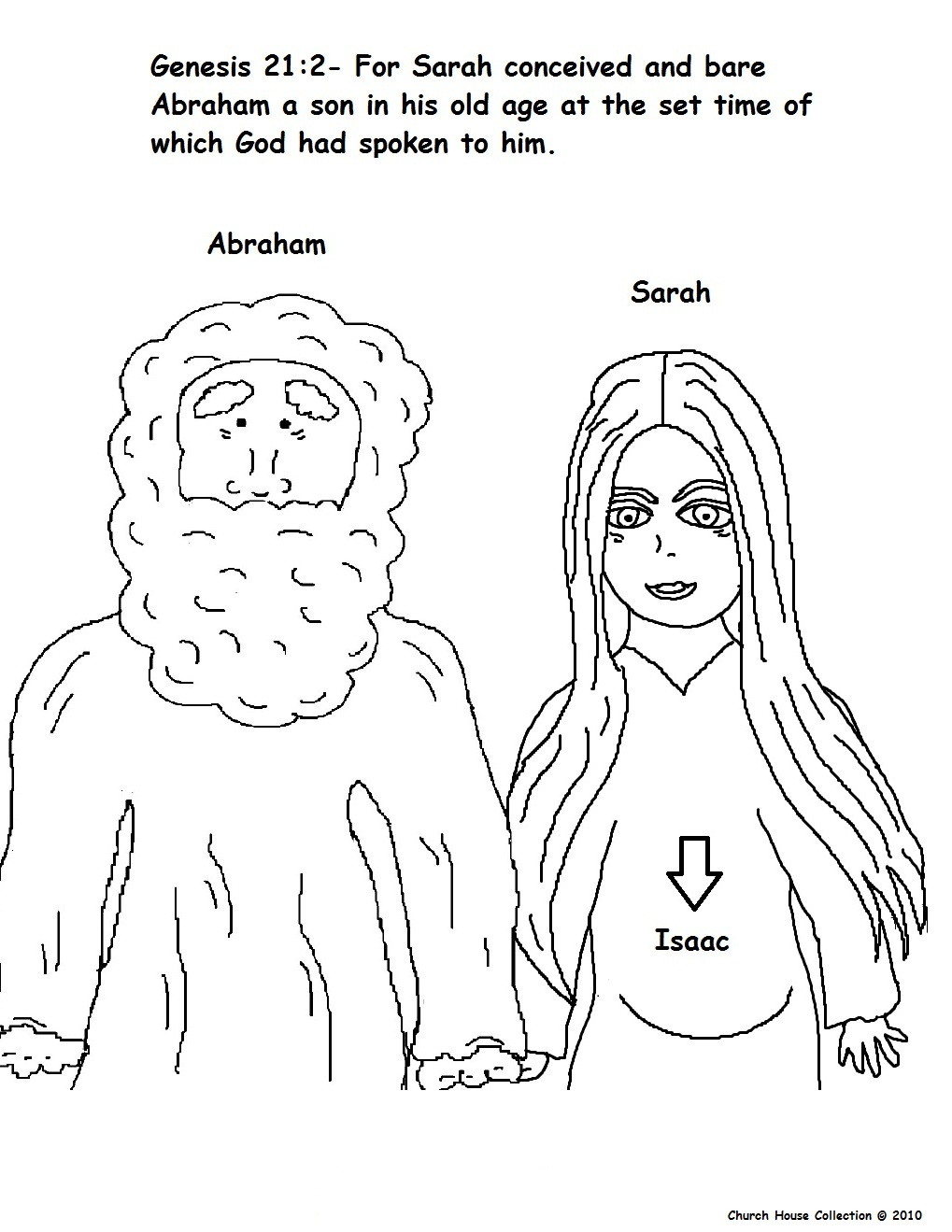 Coloring pages zacchaeus -  Colouring Page Of Abram And Sarah Pregnant At Http Www Churchhousecollection Com Resources Abraham 20and 20sarah 20coloring 20page Jpg