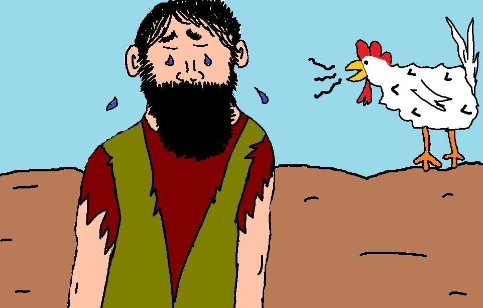 jesus and peter clipart - photo #6
