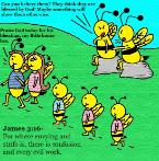 Animal Bees Clipart