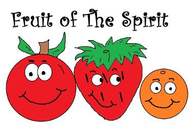 Fruit Of The Spirit Free Sunday School Lessons for kids by Church House Collection