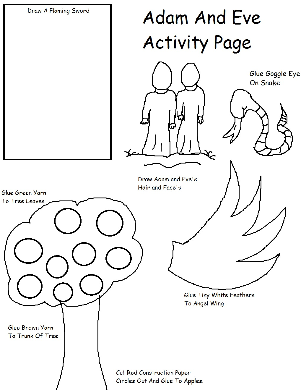 Serpent - Bible Coloring Pages | What's in the Bible? | 1319x1019