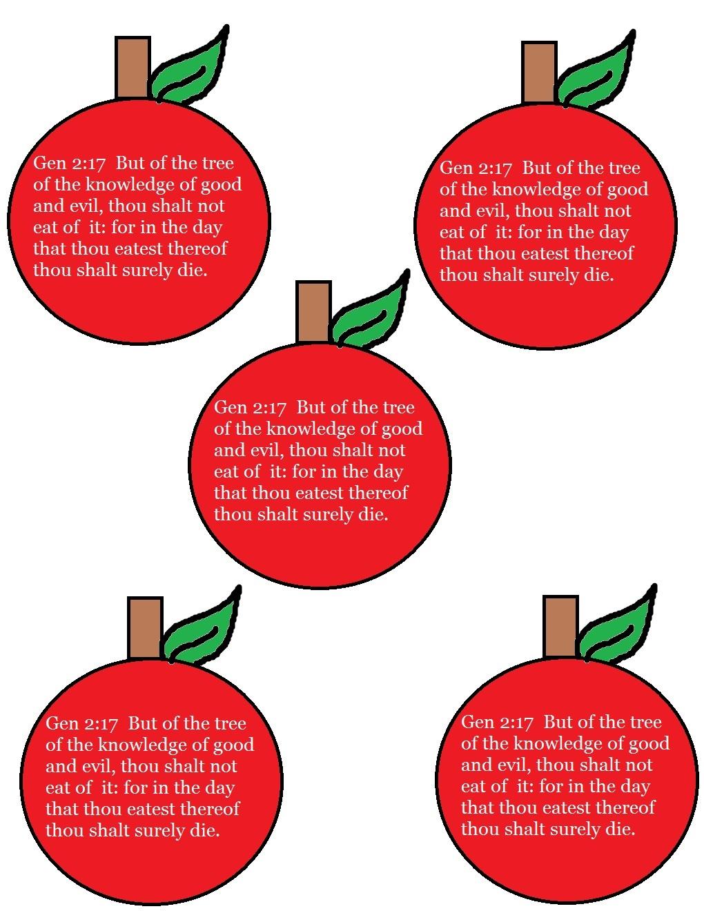 Printable Sunday School Stickers