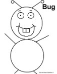 Animal Coloring Pages Bug Coloring Pages