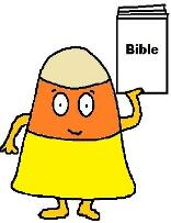 Candy Corn Sunday School Lesson