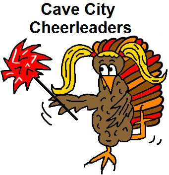 Cave City Cheerleaders Clipart Picture Turkey