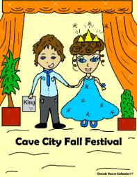Cave City Fall Festival Coloring Pages