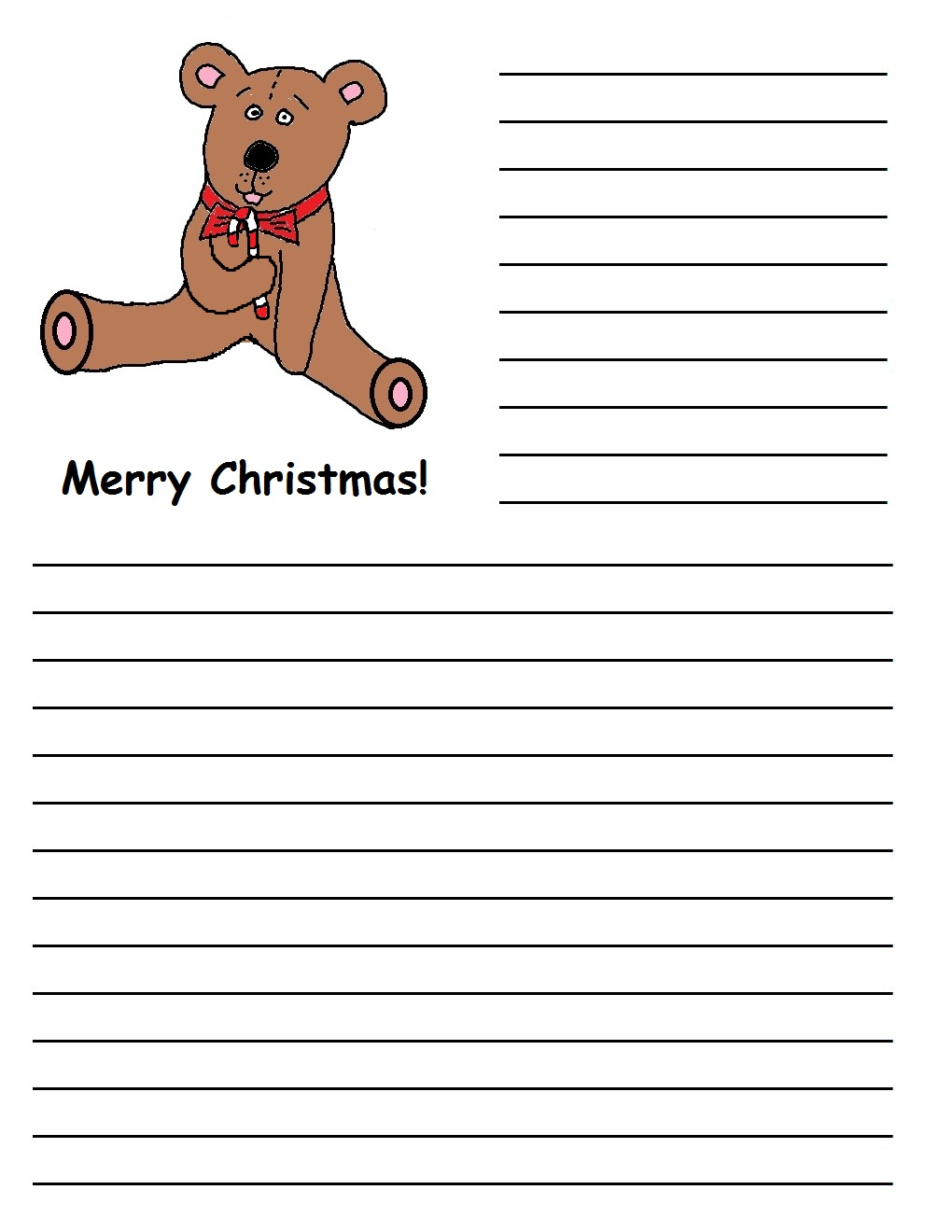 christmas printable writing paper Christmas worksheets and printables bring merriment and cheer to the holiday  season try our christmas  paper christmas ornaments worksheet paper.