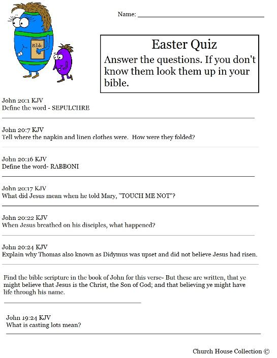 image regarding Easter Trivia Printable identify Difficult Easter Quiz Upon Resurrection Of Jesus
