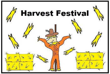 Fall Festival Poster Board Idea