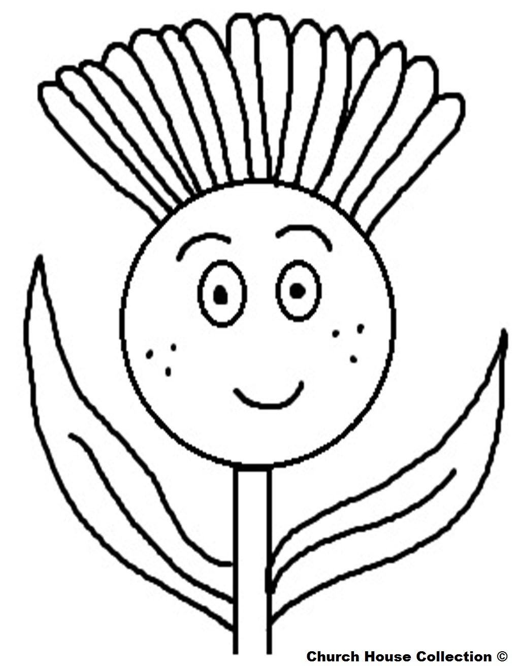 Spring coloring pages for church - See All Spring Coloring Pages