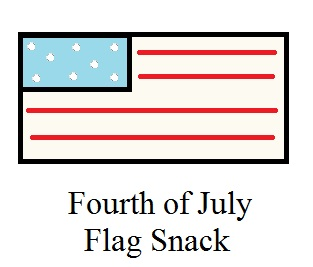 Fourth of July Sunday School Snack Ideas for Childrens Church By Church House Collection
