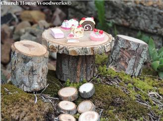Woodland Garden Table And Chairs
