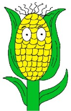 God Made Corn Clipart