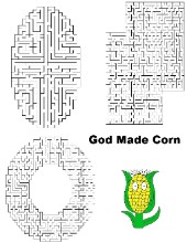God Made Corn Maze