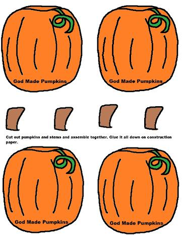 God Made Pumpkins