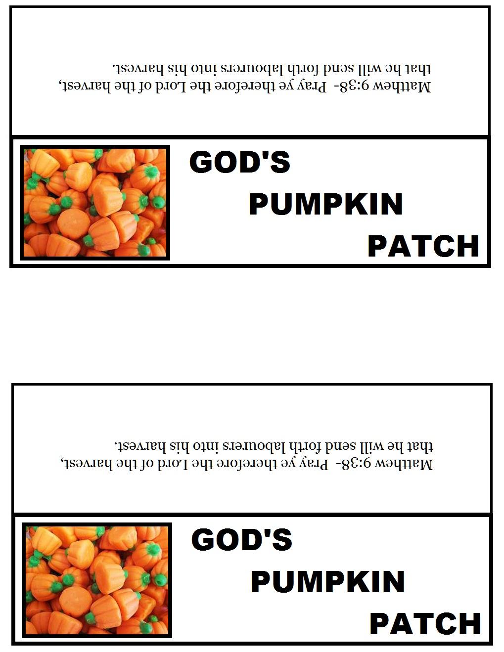 church fall festival themes