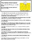 Hay Sunday School Lesson Print out 1 Corinthians 3:6-15