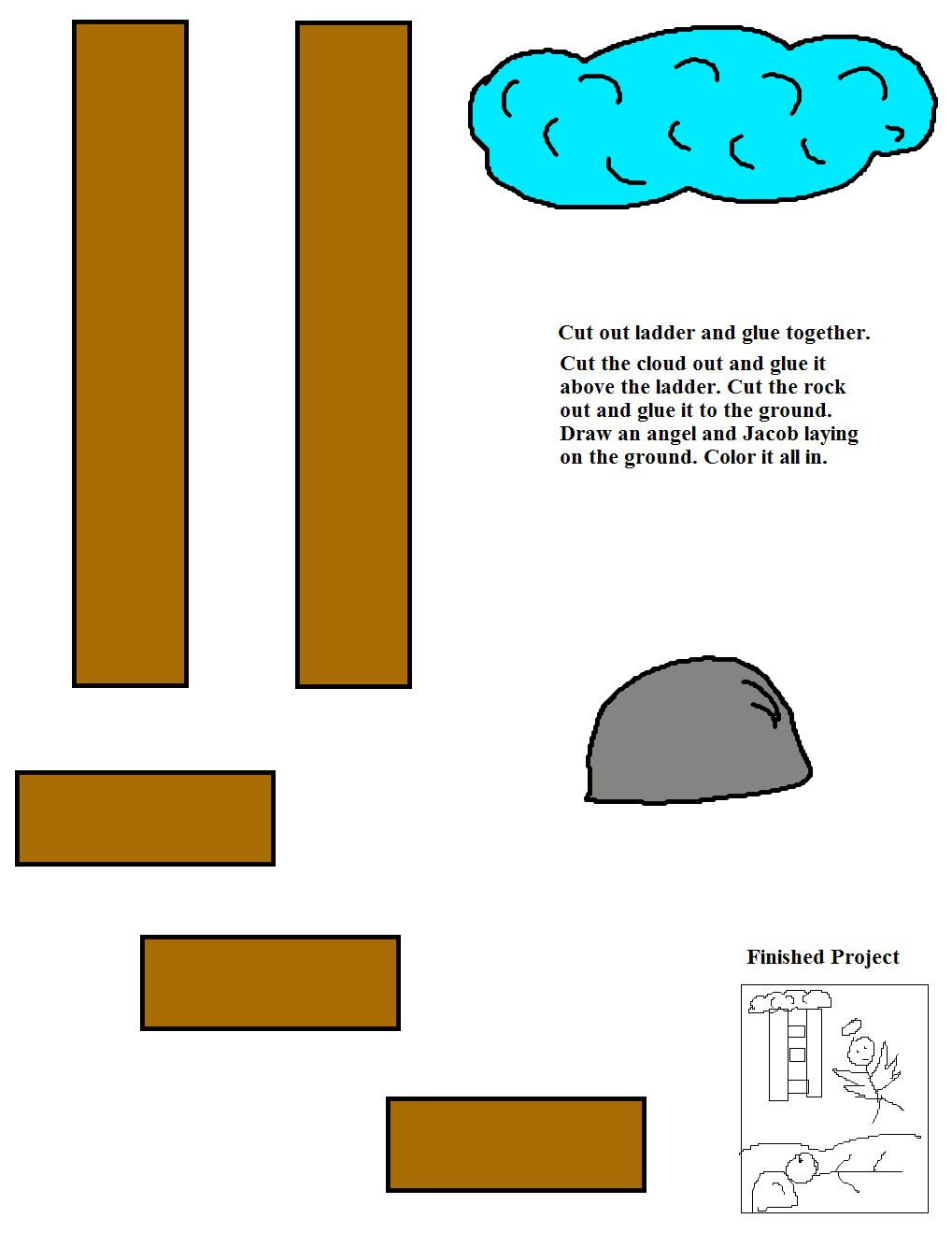 jacob u0027s ladder sunday lesson