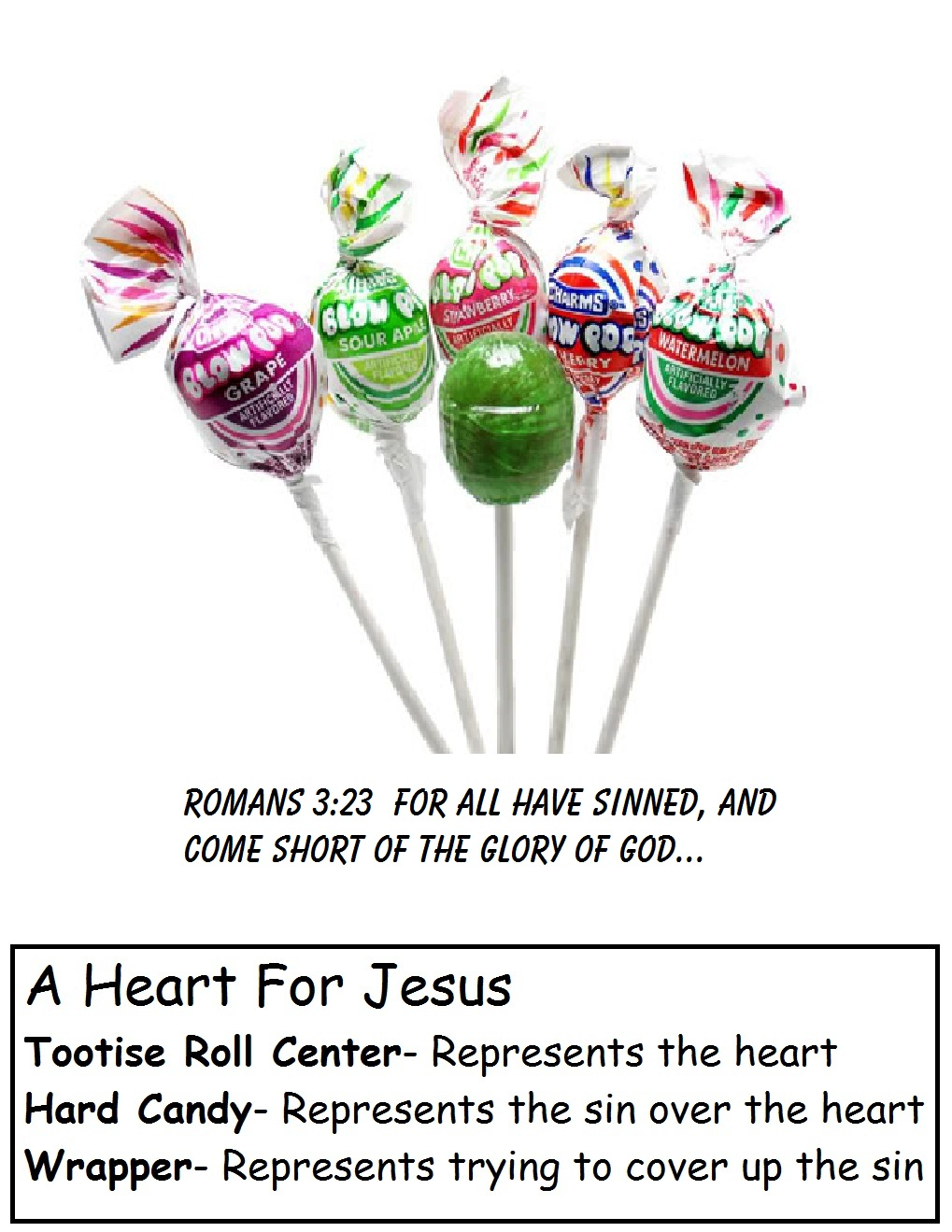 Jesus Is Sweet Vbs