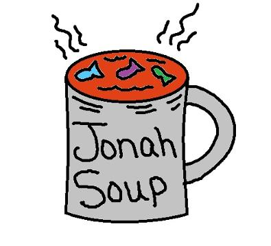 Jonah and The Whale Soup Recipe
