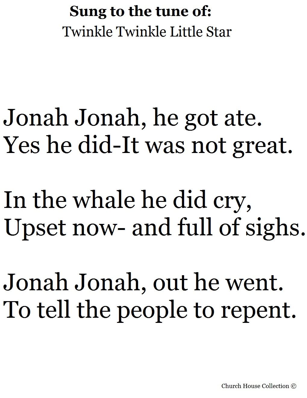 Coloring pages jonah and the whale - Jonah And The Whale Song