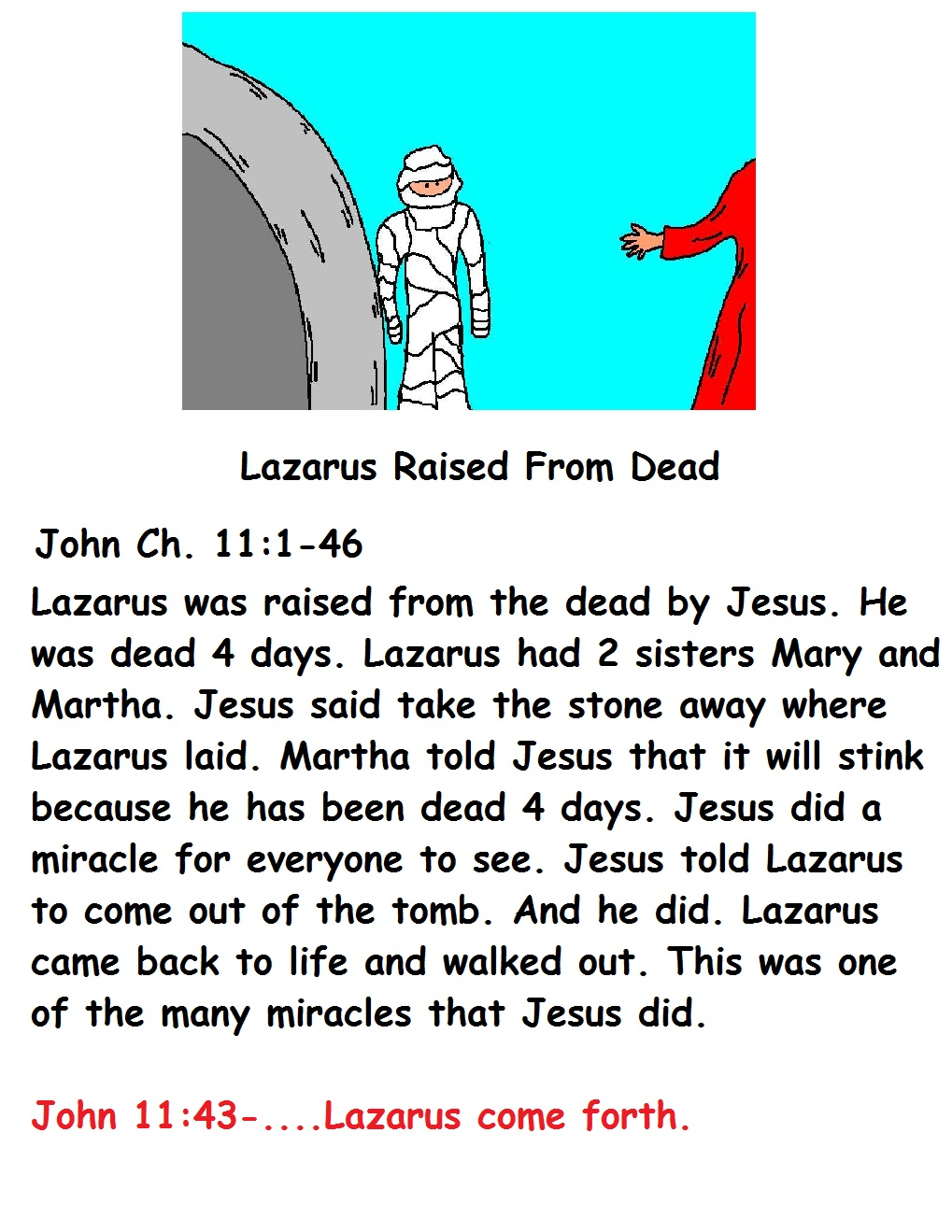 Printable coloring pages lazarus - Printable Coloring Pages Lazarus Lazarus Lesson Print Out Printable Version Lazarus Coloring Page